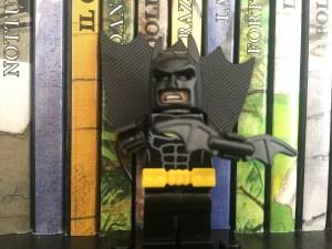 LEGO BATMAN profilo Libri Senza Gloria