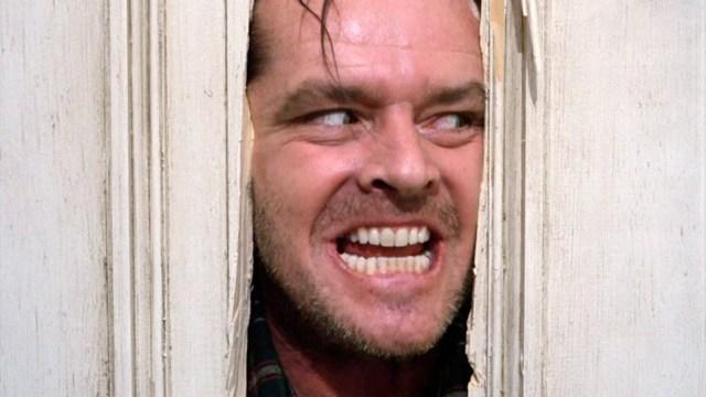 Shining Jack Nicholson Stanley Kubrick Jack Torrance