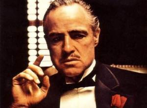Marlon Brando Don Vito Corleone