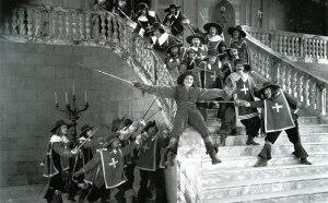 Douglas Fairbanks d'Artagnan