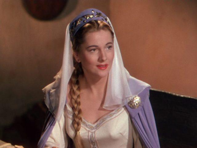 Joan Fontaine è Lady Rowena