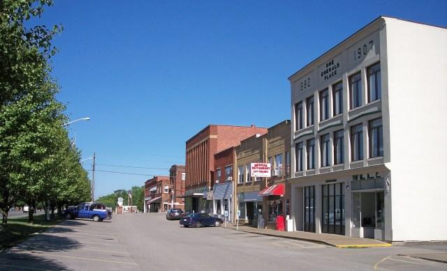 Milton, West Virginia