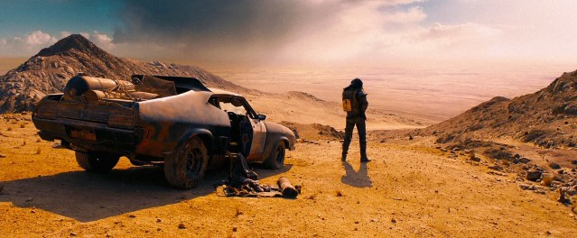 Mad Max: Fury Road (2015) di George Miller