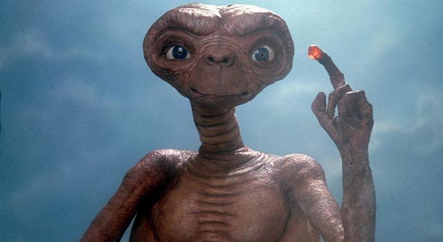 E.T. l'extra-terrestre (1982) di Steven Spielberg