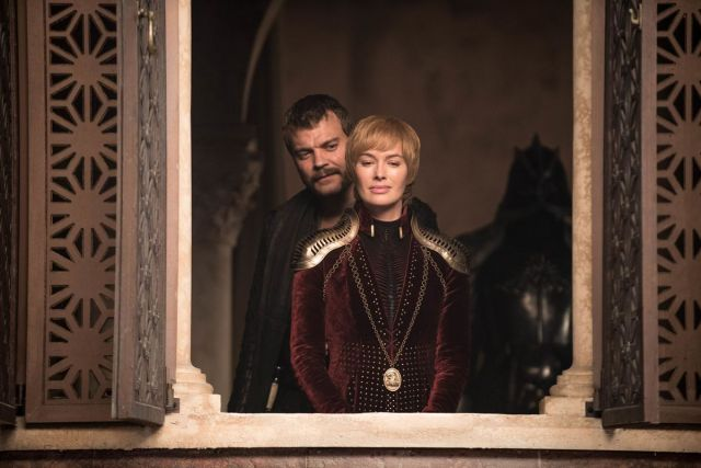 Cersei Lannister e Euron Greyjoy
