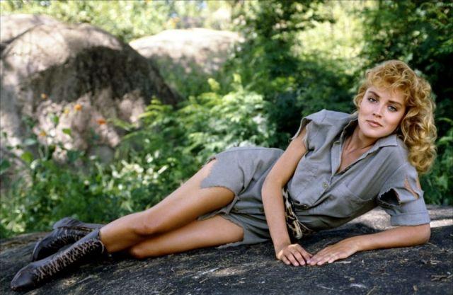 Sharon Stone è Jesse Huston