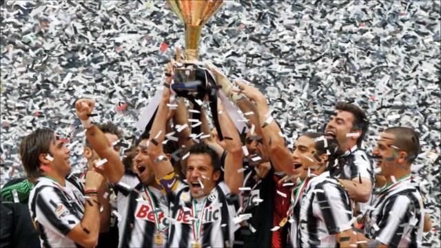 Juventus campione d'Italia 2011/2012