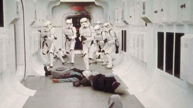 Gli Stormtrooper di Star Wars