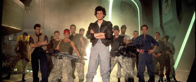 Aliens - Scontro finale (1986) di James Cameron