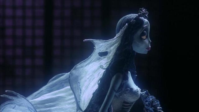 La sposa cadavere (2005) di Tim Burton