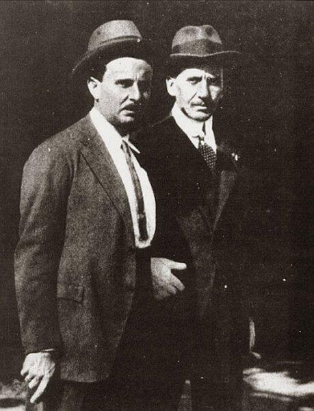 Vincenzo e Ignazio Florio