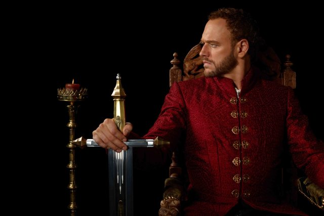 Lorenzo de' Medici (Elliot Cowan) in Da Vinci's Demons