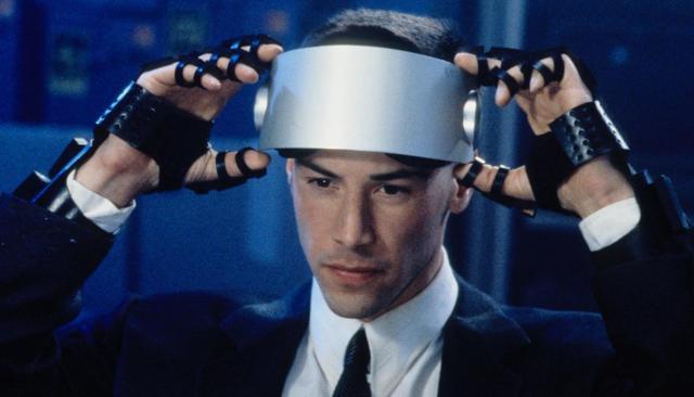 Johnny Mnemonic (1995) di Robert Longo