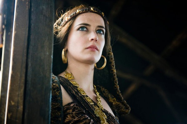 Eva Green è Morgana nella serie tv Camelot