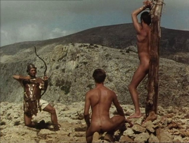 Sebastiane (1976) di Derek Jarman