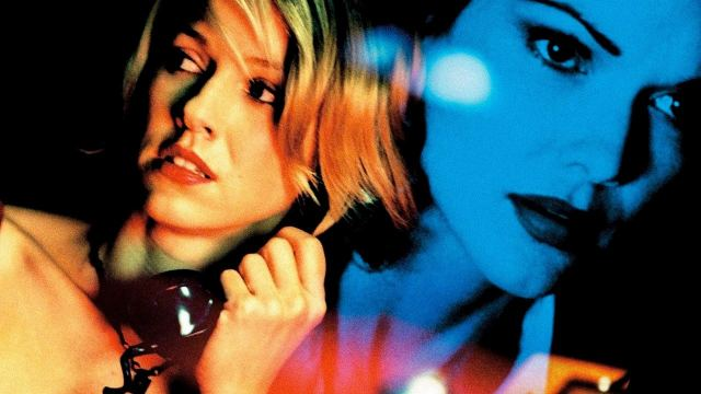 Un artwork di Mulholland Drive (2001) di David Lynch