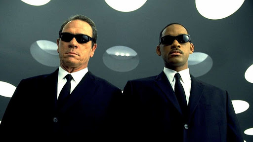Men in Black (1997) di Barry Sonnenfield