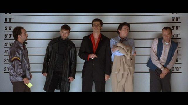 I soliti sospetti (1995) di Bryan Singer