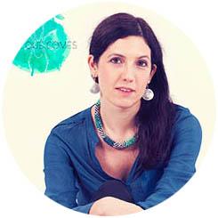 Lucía Martínez, co-autora del libro Cocina Vegana