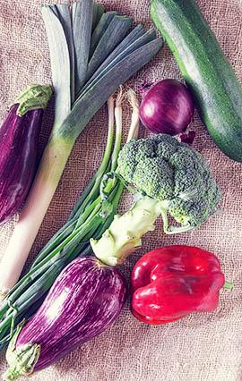 Ingredientes - Libro Cocina Vegana
