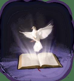 Espiritu Santo y libro