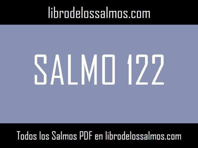 salmo 122