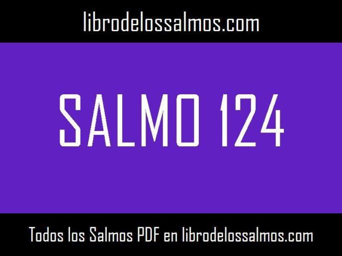 salmo 124