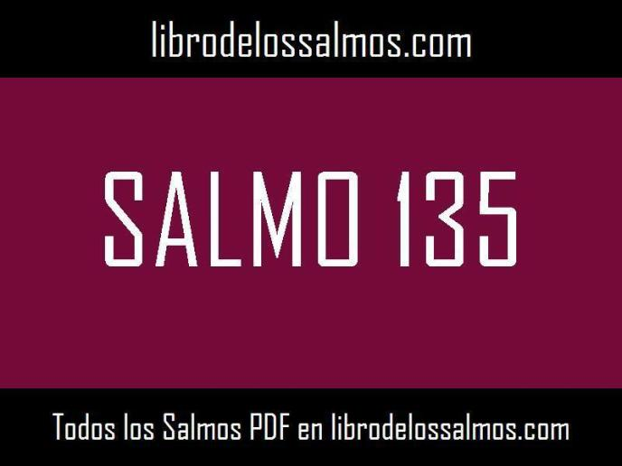 salmo 135