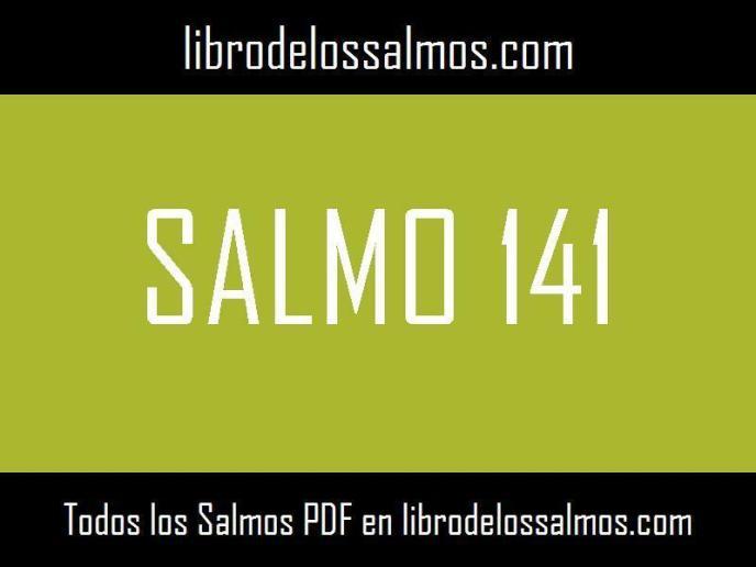 salmo 141