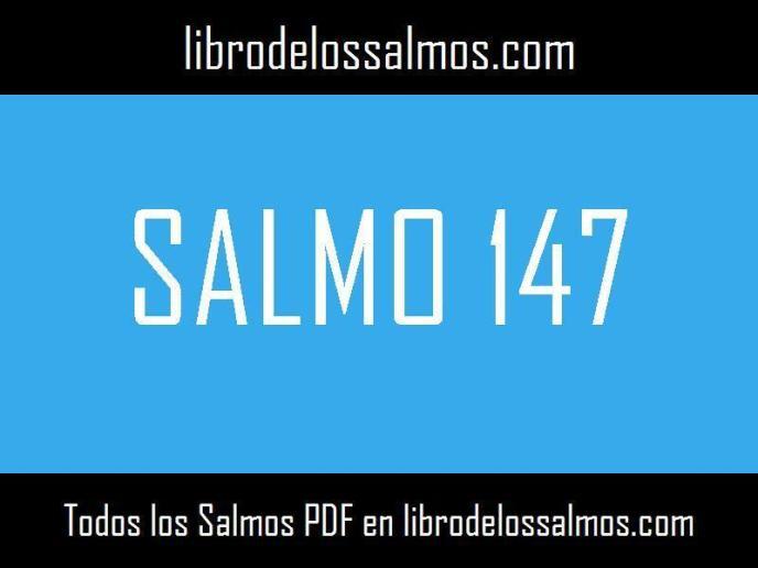 salmo 147