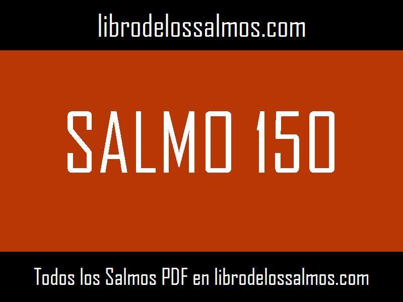 salmo 150