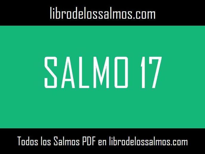 salmo 17