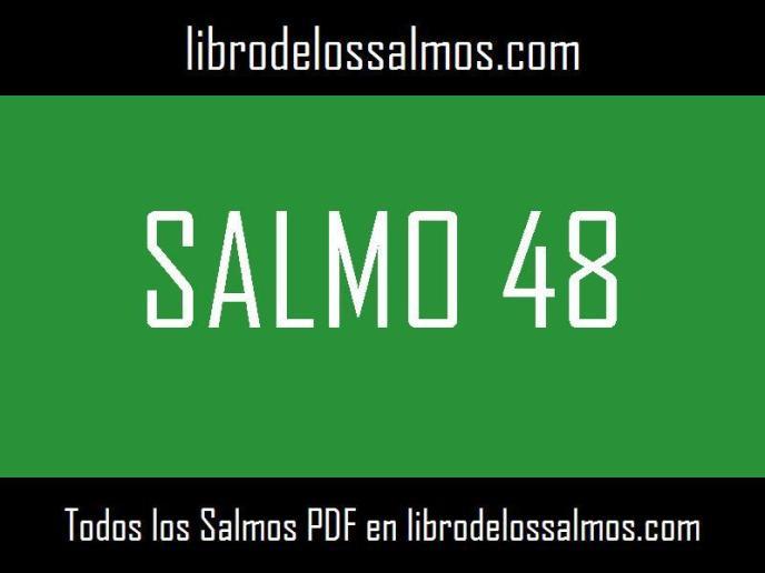 salmo 48