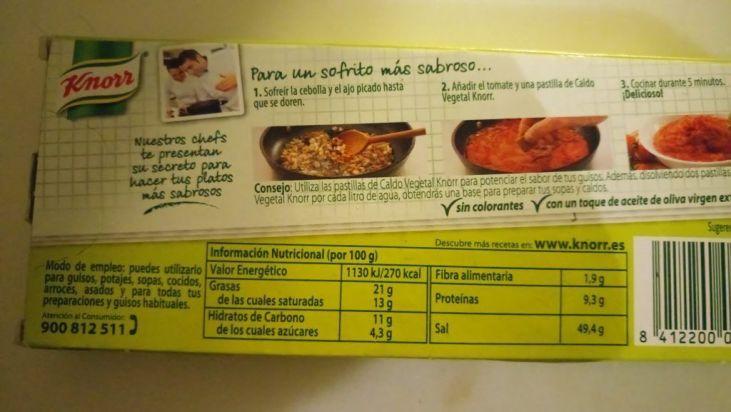 El peligro para la salud de la sal oculta en los alimentos procesados