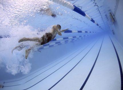 La natación deporte estrella