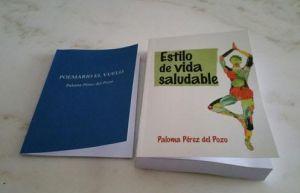 Firma de libros en la Feria del libro de Rivas