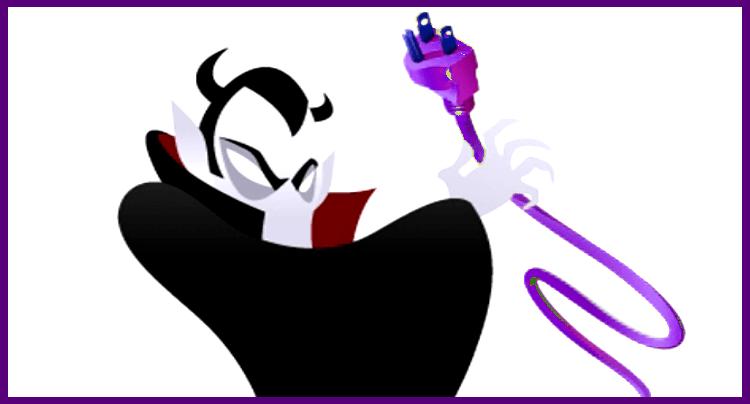 Vampiro energético: lo que más energía te roba