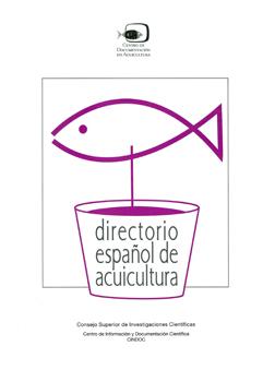 Directorio español de acuicultura