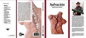 Cubierta Novela Salvación