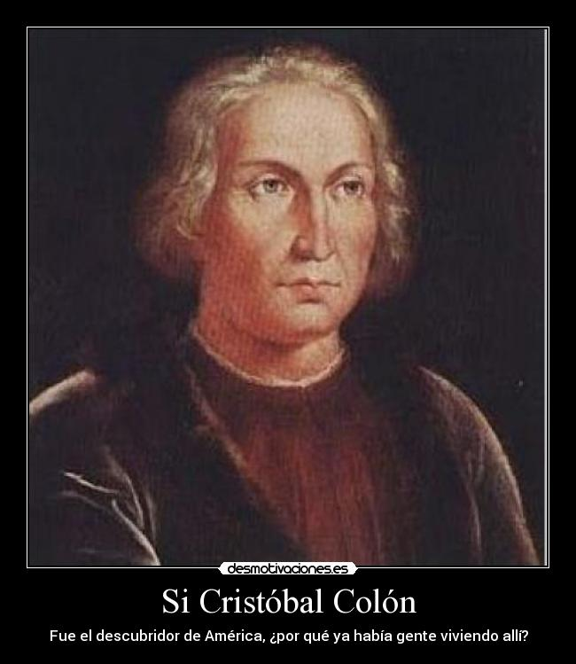 Cristobal Colon Para Colorear