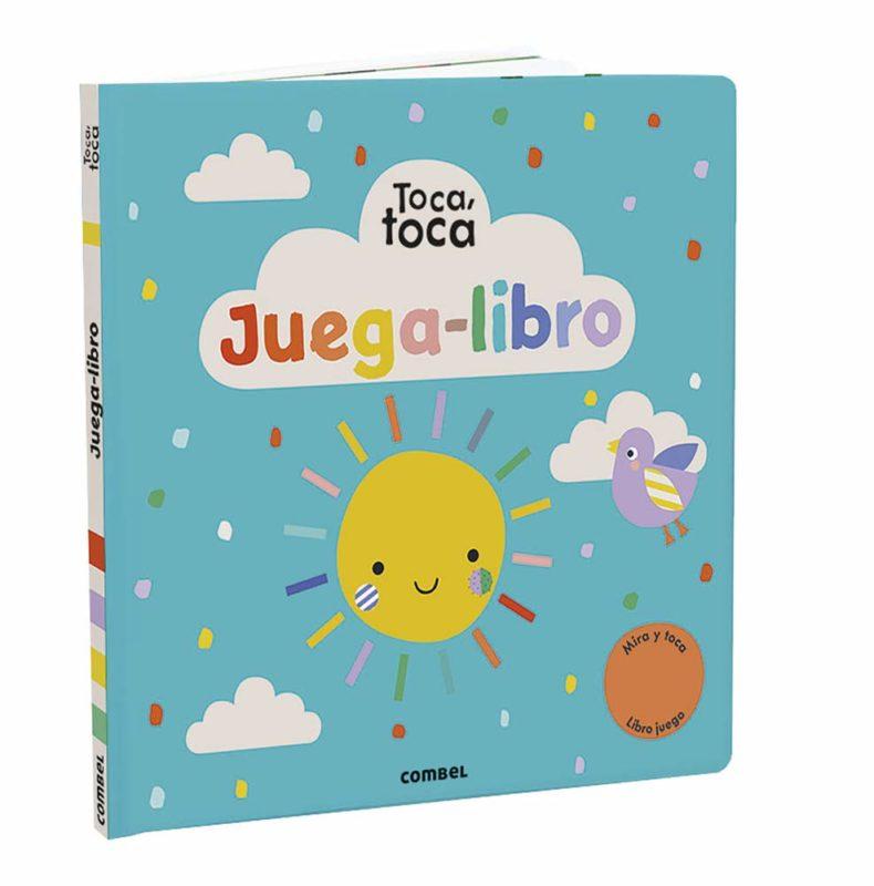 Juega-libro Toca, toca (Español) Tapa blanda