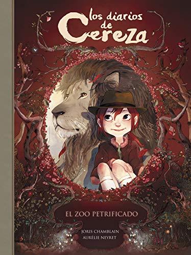 El zoo petrificado (Serie Los diarios de Cereza 1) (Español) Tapa dura