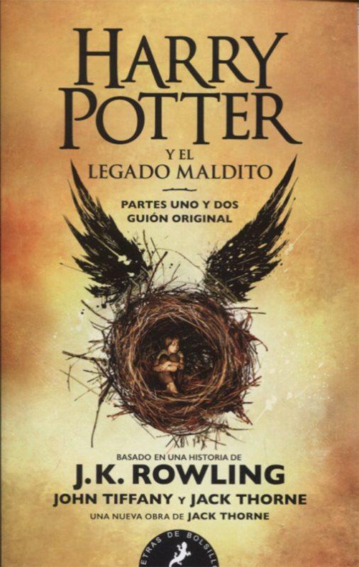 Harry Potter y el legado maldito (Harry Potter 8): Partes uno y dos (Español) Tapa blanda