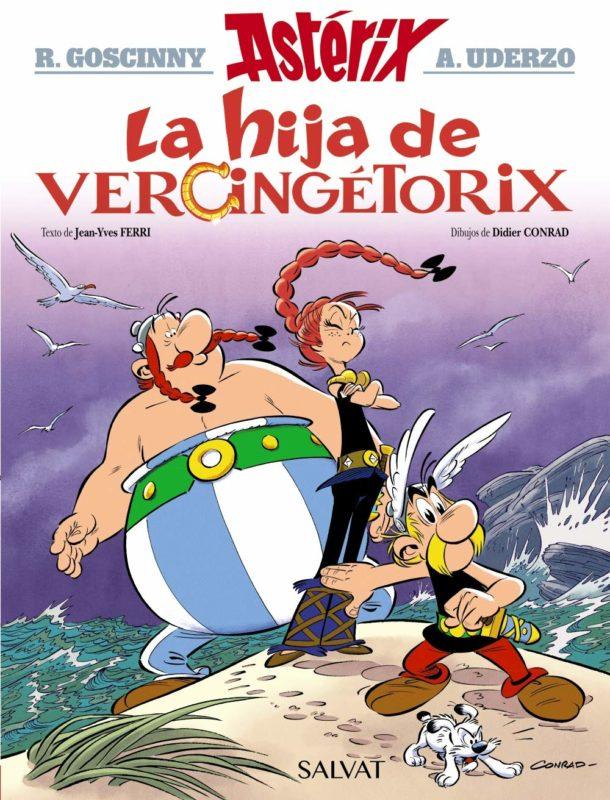 La hija de Vercingétorix (Castellano - A Partir De 10 Años - Astérix - La Colección Clásica), 23 x 30 cm (Español) Tapa dura