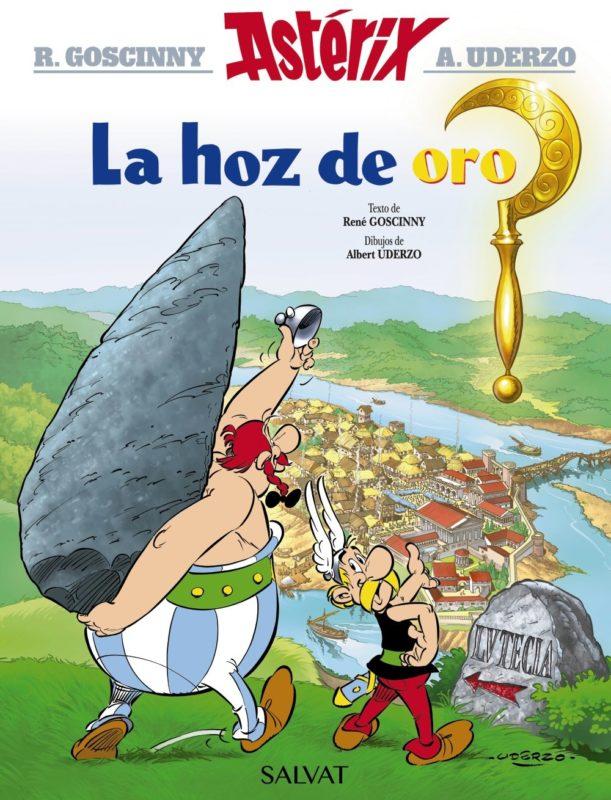 La hoz de oro (Castellano - A Partir De 10 Años - Astérix - La Colección Clásica) (Español) Tapa dura