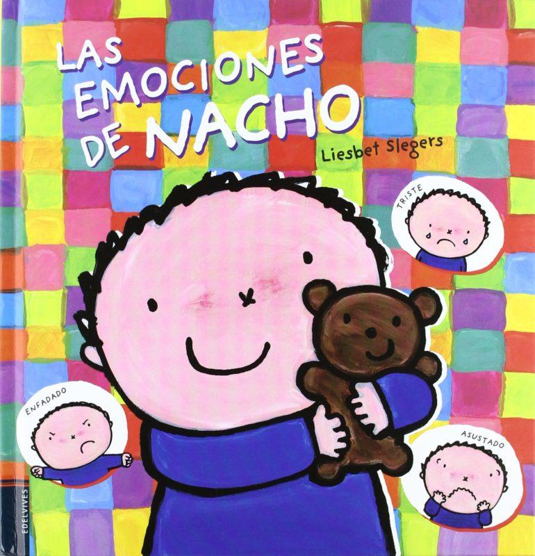 Las Emociones de Nacho, Colección Libros Moviles (Edelvives) (Álbumes ilustrados) (Español) Tapa dura