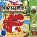 Dinosaurios (Pulsa y escucha) (Español) Libro de cartón
