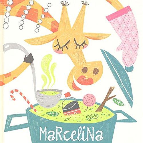 Marcelina en la cocina (Miau) (Español) Tapa dura