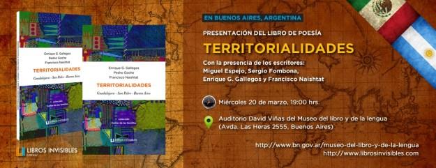 Territorialidades en Argentina