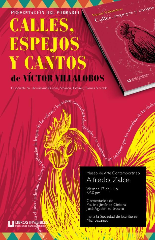 Víctor Villalobos, Morelia